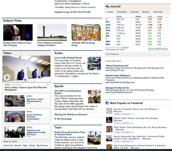 Asia Edition  Wall Street Journal  Latest News Breaking Stories Top Headlines  Wsj com