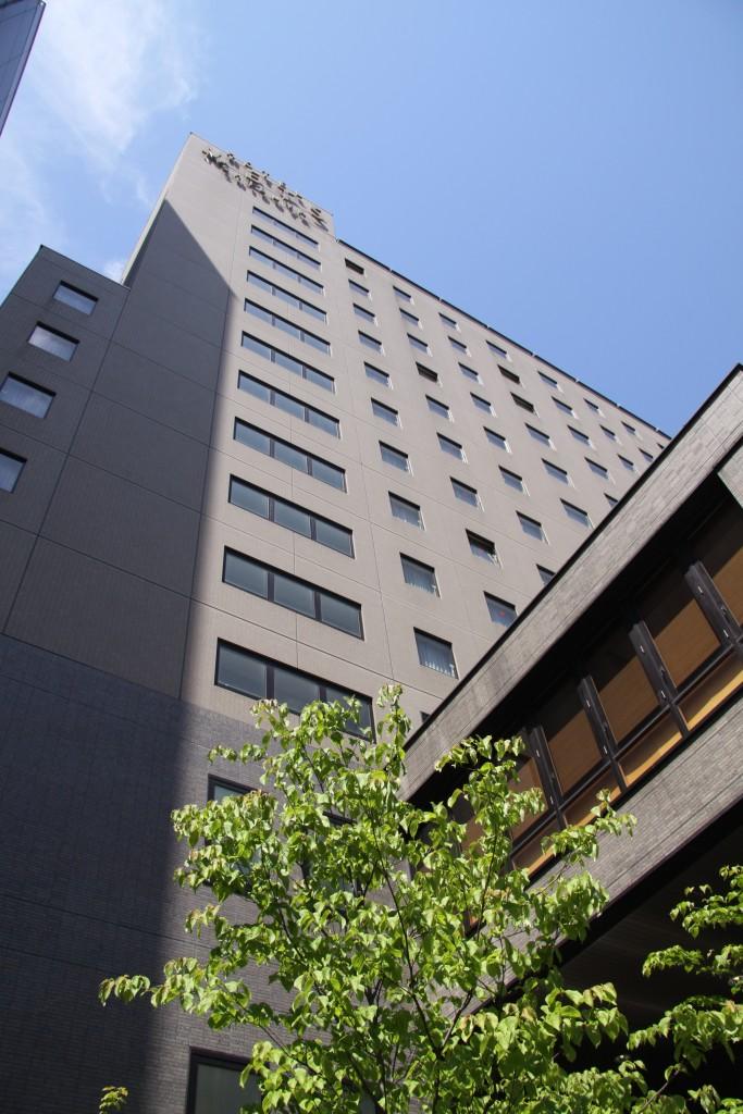 호텔 메츠 시부야 외관 Hotel Mets Shibuya Exterior
