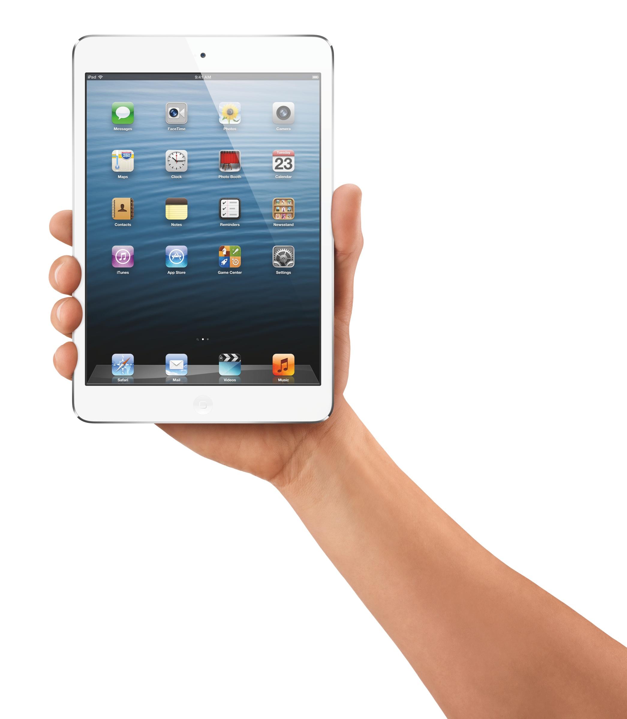 iPad mini - Technical Specifications - Apple